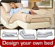 Click to Design your own bed